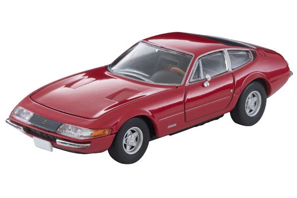 トミカリミテッドヴィンテージ TLV フェラーリ 365 GTB4(赤)[トミーテック]《08月予約》