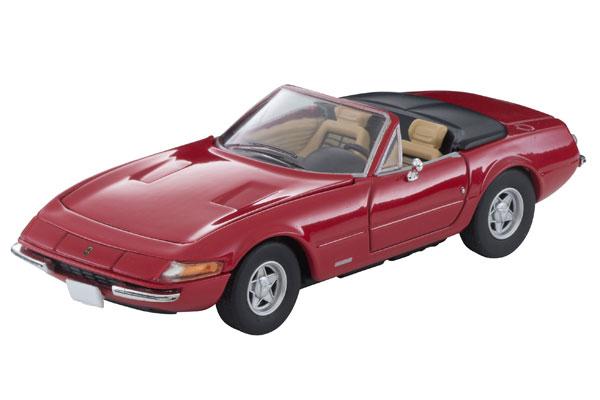 トミカリミテッドヴィンテージ TLV フェラーリ 365 GTS4(赤)[トミーテック]《08月予約》