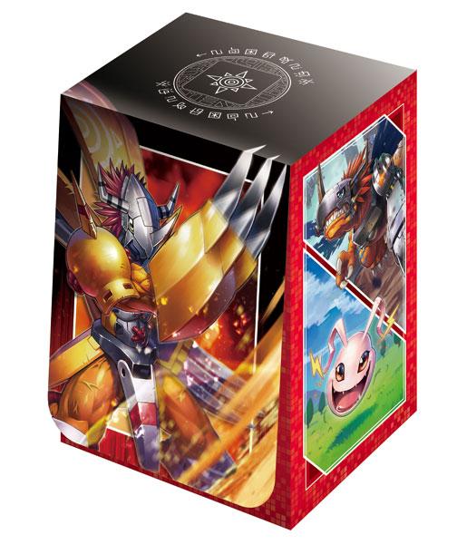 デジモンカードゲーム オフィシャルカードケース(再販)[バンダイ]《発売済・在庫品》