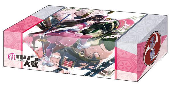 ブシロードストレイジボックスコレクション Vol.398 新サクラ大戦『メインビジュアル』[ブシロード]《在庫切れ》