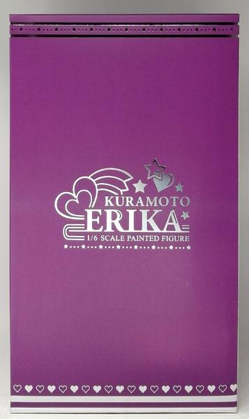 【中古】(本体A-/箱B)【特典】RAITAオリジナルキャラクター(魔法少女シリーズ) 倉本エリカ 1/6 完成品フィギュア(ネイティブオンラインショップ限定)[ロケットボーイ]《発売済・在庫品》