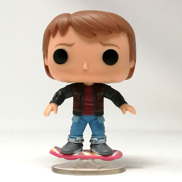 POP! - Movies Series: Back To The Future Part II - Marty McFly Hoverboard