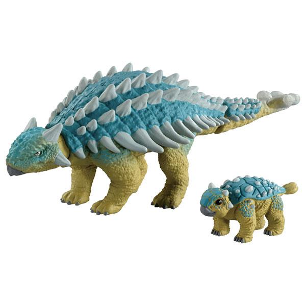 アニア ジュラシック・ワールド アンキロサウルス&バンピー[タカラトミー]《発売済・在庫品》