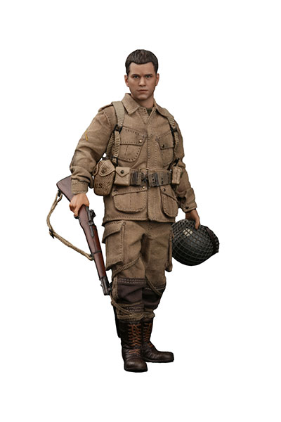 1/12 WWII US レスキュー スクワッド パラトルーパー[POP Toys]《09月仮予約》