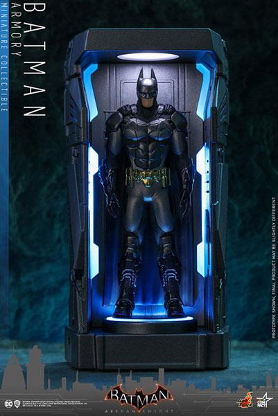【8月以降発送・発売済商品】バットマン:アーカム・ナイト シリーズ1 バットマン(再販)[ホットトイズ]《08月予約》