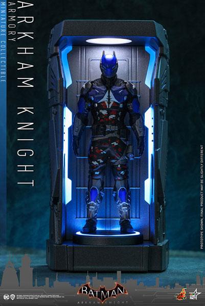 ビデオゲーム・マスターピース COMPACT バットマン:アーカム・ナイト シリーズ1 アーカム・ナイト[ホットトイズ]《発売済・在庫品》