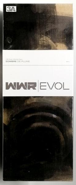WWR EVOL SOMBRE DE PLUME