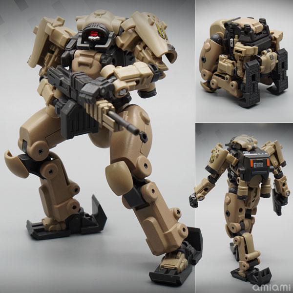 星霊神騎 AGS-02 SAS特殊部隊 EW-53型 潜行者 砂漠塗装仕様[MECHANIC TOYS]《在庫切れ》