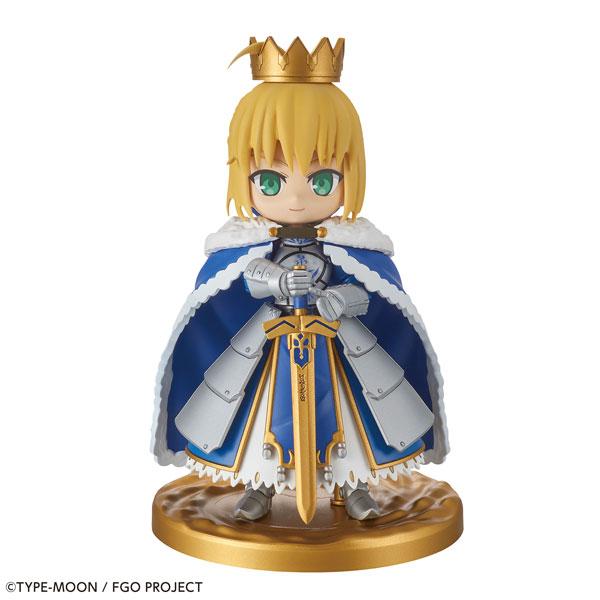ぷちりっつ セイバー/アルトリア・ペンドラゴン プラモデル 『Fate/Grand Order』[BANDAI SPIRITS]《発売済・在庫品》