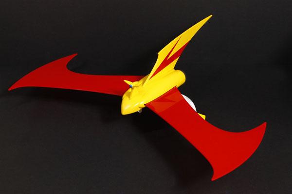 【限定販売】GRAND ACTION BIGSIZE MODEL マジンガーZ ジェットスクランダー[EVOLUTION・TOY]【送料無料】《10月予約》