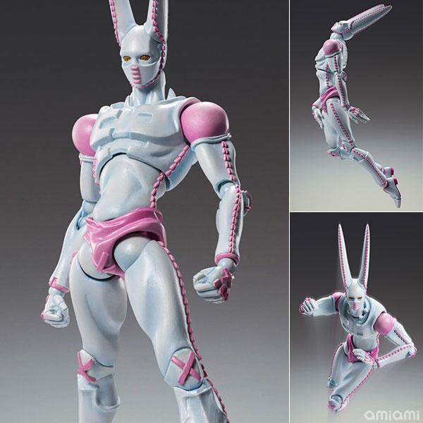 Super Action Statue JoJo/'s Bizarre Adventure Part.VII Funny Valentine Medicos
