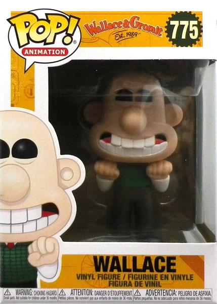 POP! 『ウォレスとグルミット』ウォレス[ファンコ]《発売済・在庫品》