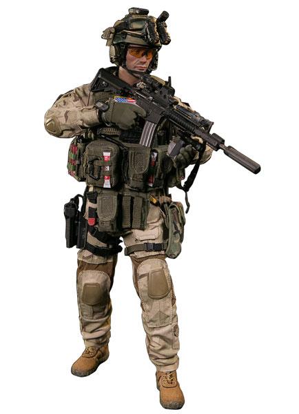 1/6 1st SFOD-D (第1特殊部隊デルタ作戦分遣隊) コンバット アプリケーション グループ チームリーダー[DAMTOYS]【送料無料】《在庫切れ》
