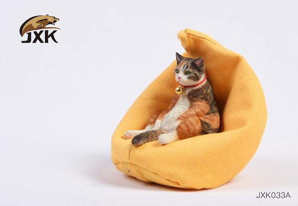 1/6 猫とソファ A[JXKスタジオ]《10月仮予約》