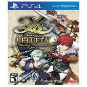 PS4 北米版 Ys: Memories of Celceta Timeless Adventurer Edition[XSEED GAMES]《在庫切れ》