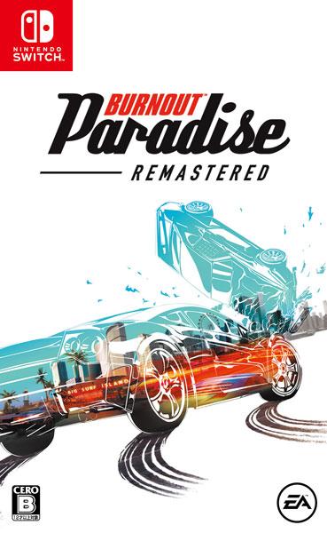 Nintendo Switch Burnout Paradise Remastered[EA]【送料無料】《発売済・在庫品》