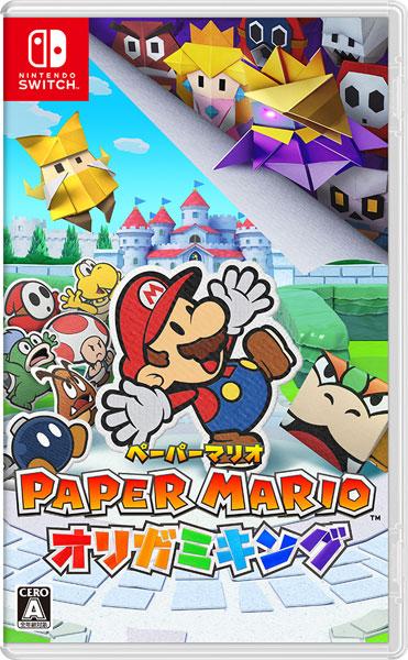 Nintendo Switch ペーパーマリオ オリガミキング[任天堂]【送料無料】《07月予約》
