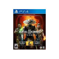 PS4 北米版 Mortal KOMBAT 11 Aftermath Kollection[WB Games]《在庫切れ》