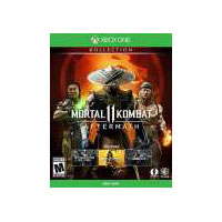 Xbox One 北米版 Mortal KOMBAT 11 Aftermath Kollection[WB Games]《在庫切れ》