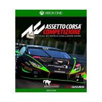 Xbox One 北米版 Assetto Corsa Competizione[505 Games]《在庫切れ》