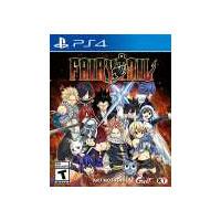PS4 北米版 Fairy Tail[コーエーテクモ]《在庫切れ》