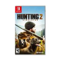 Nintendo Switch 北米版 Hunting Simulator 2[Maximum Games]《在庫切れ》