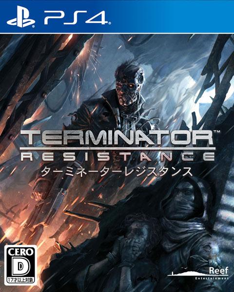 PS4 TERMINATOR: RESISTANCE[Reef Entertainment]《08月予約》
