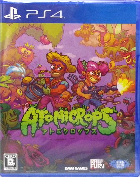 PS4 アトミクロップス[DMM GAMES]《発売済・在庫品》