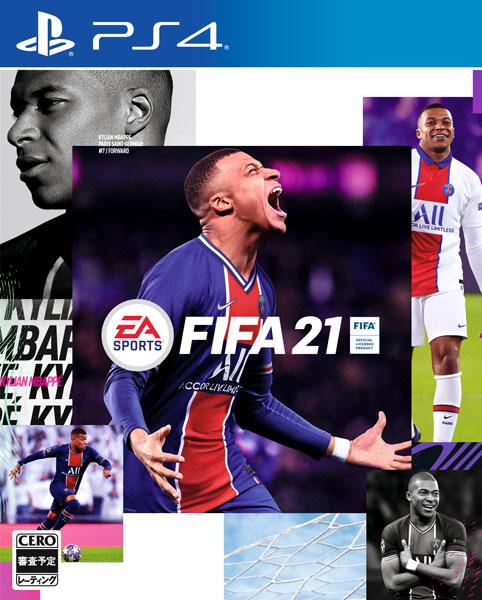 PS4 FIFA 21 通常版[EA]《在庫切れ》
