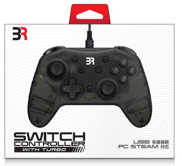Switch用 コントローラ 有線[ブレア]《在庫切れ》