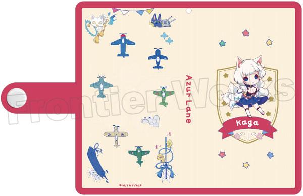 TVアニメ『アズールレーン』 ミニキャラ手帳型スマートフォンケース(加賀)[フロンティアワークス]《在庫切れ》