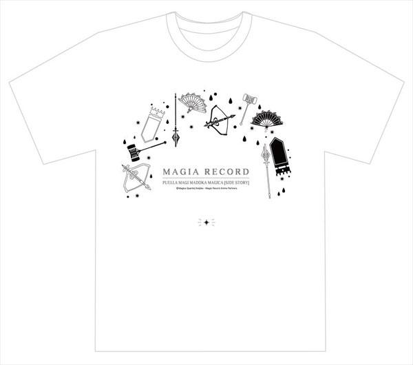 マギアレコード 魔法少女まどか☆マギカ外伝 Tシャツ[Y Line]《06月予約》