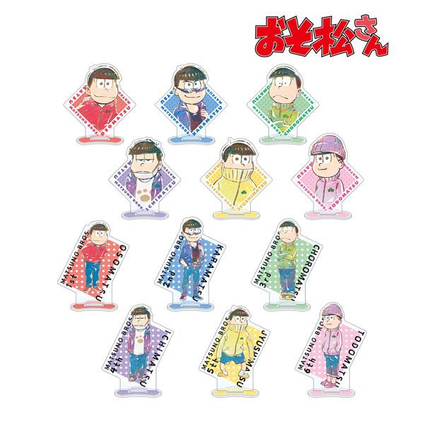 おそ松さん トレーディング Ani-Art アクリルスタンド vol.2 12個入りBOX[アルマビアンカ]《07月予約》