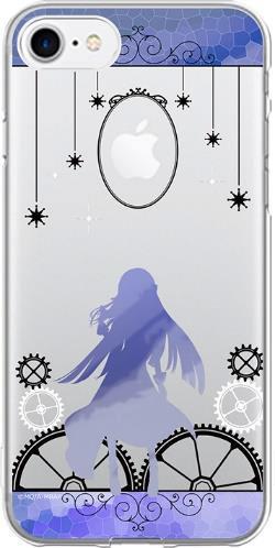 『マギアレコード』iPhone8/7ケース 七海やちよ[キャラモード]《在庫切れ》