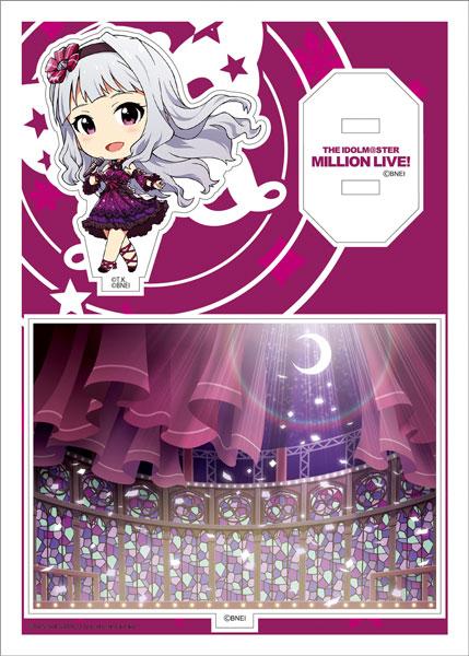 アイドルマスター ミリオンライブ! アクリルキャラプレートぷち02 四条貴音[あみあみ]《発売済・在庫品》