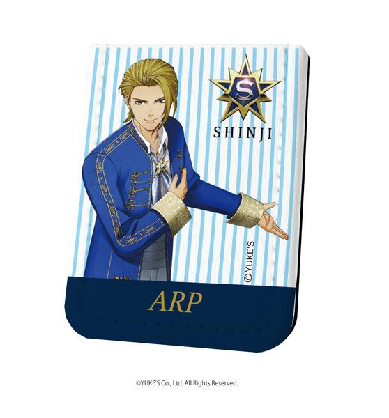 レザーフセンブック「AR performers/ARP」01/シンジ[A3]《在庫切れ》