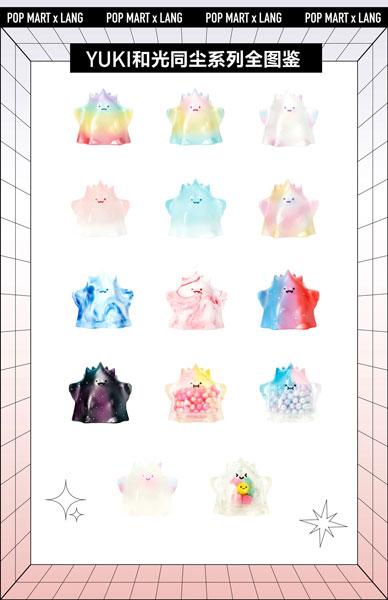 YUKI インターフュージョンシリーズ 12個入りBOX[POPMART]《在庫切れ》