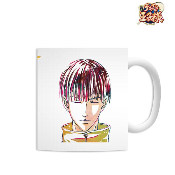 新テニスの王子様 柳蓮二 Ani-Art マグカップ[アルマビアンカ]《在庫切れ》