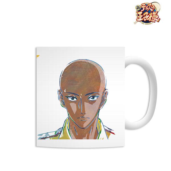 新テニスの王子様 ジャッカル桑原 Ani-Art マグカップ[アルマビアンカ]《在庫切れ》