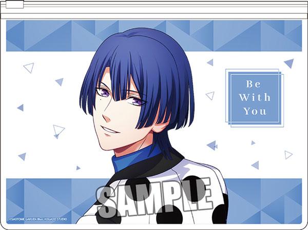 うたの☆プリンスさまっ♪ フルカラークリアポーチ Be with you Ver.「聖川真斗」_0