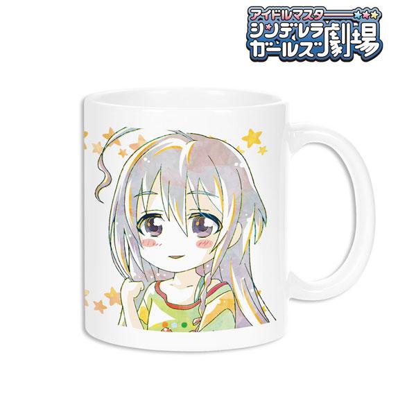 アイドルマスター シンデレラガールズ劇場 星輝子 Ani-Art マグカップ[アルマビアンカ]《09月予約》