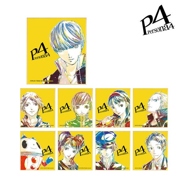 ペルソナ4 トレーディング Ani-Art ミニ色紙 9個入りBOX[アルマビアンカ]《在庫切れ》