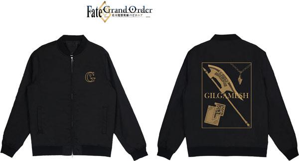 Fate/Grand Order -絶対魔獣戦線バビロニア- ギルガメッシュ スタジアムジャケット ユニセックス M[アルマビアンカ]《在庫切れ》