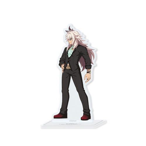 Fate/Grand Order バトルキャラ風アクリルスタンド(セイバー/ジークフリート 霊衣「スーパー・クールビズ」)[ディライトワークス]《在庫切れ》