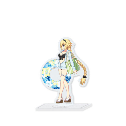 Fate/Grand Order バトルキャラ風アクリルスタンド(アーチャー/ジャンヌ・ダルク)[ディライトワークス]《在庫切れ》