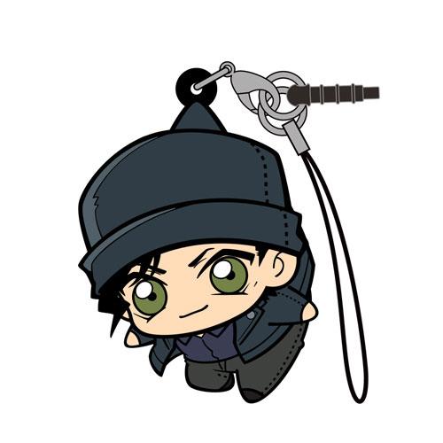 名探偵コナン 赤井秀一 つままれストラップ Ver.3.0(再販)[コスパ]《09月予約》