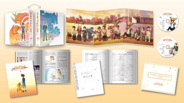 【特典】BD デジモンアドベンチャー LAST EVOLUTION 絆 豪華版 (Blu-ray Disc)[ハピネット]《09月予約》