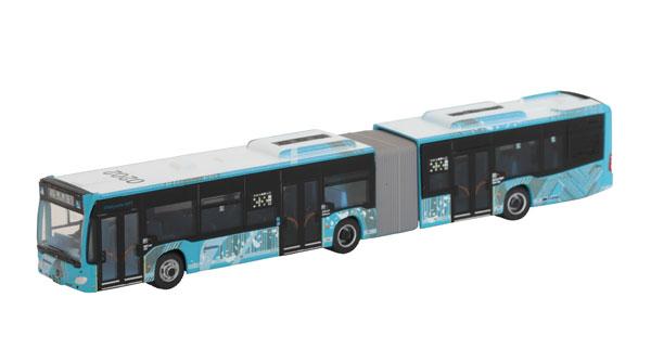 ザ・バスコレクション 西鉄バス北九州BRT連節バス[トミーテック]《在庫切れ》