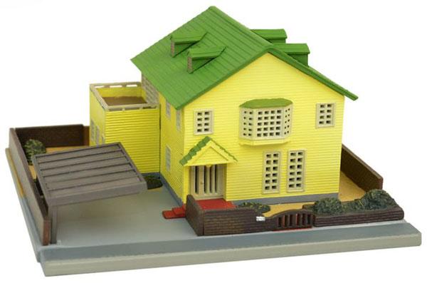建物コレクション 015-3 現代住宅E3[トミーテック]《在庫切れ》