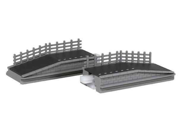 23-135 ローカル線の対向式ホームエンド(2本入)[KATO]《発売済・在庫品》